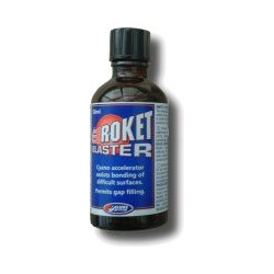 ROKET BLASTER, accelerator f. cyano sprayfl. 50g