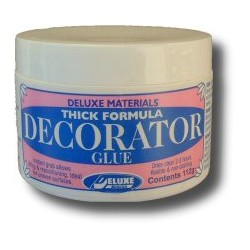 DECORATOR GLUE 112g