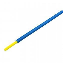 Flexstötstång blå/gul 1000 mm 1 st