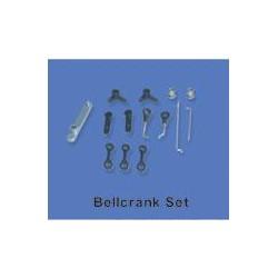 Dragonfly BigCoax 4ch Bellcrank Set