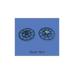 Dragonfly BigCoax 4ch Gear Set