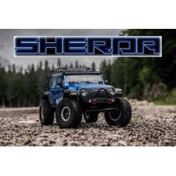 "Absima 1:10 EP Crawler CR3.4 ""SHERPA"" BLUE RTR"