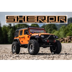 "Absima 1:10 EP Crawler CR3.4 ""SHERPA"" ORANGE RTR"