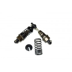 Aluminum shock absorber complete (2) ATC 2.4 RTR/BL
