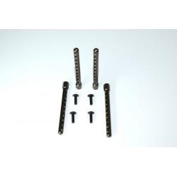 Aluminum body post (4) ATC 2.4 RTR/BL