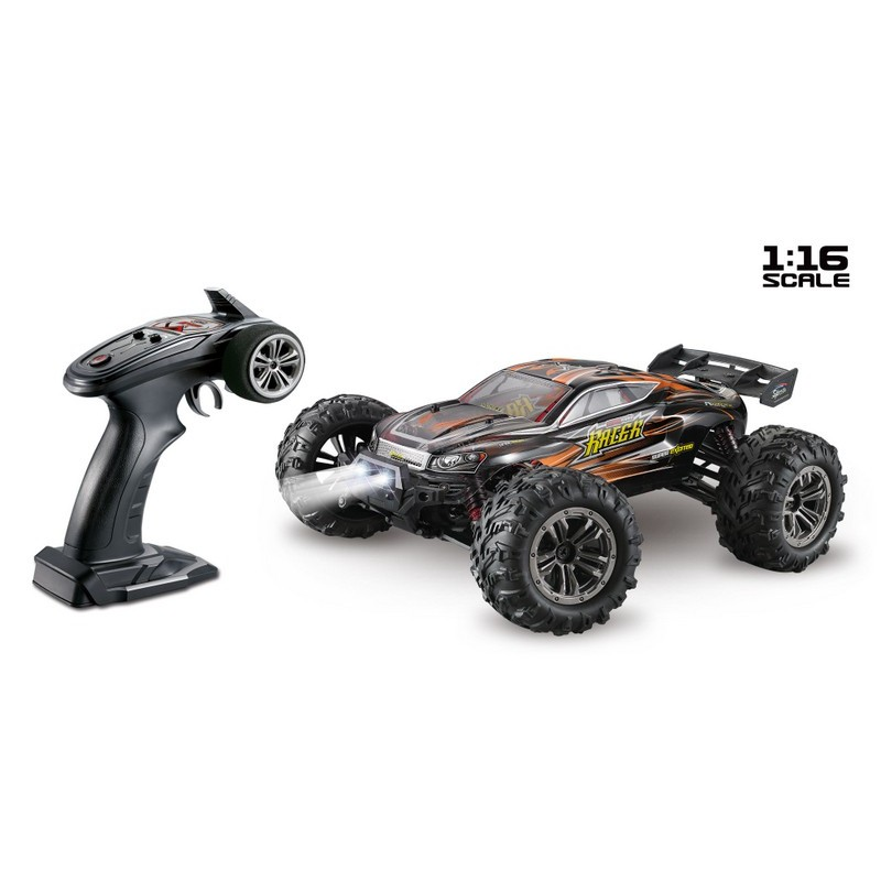 Scale 1:16 4WD High Speed Truggy RACER 2,4GHz Black/Orange