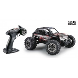 Scale 1:16 4WD High Speed Sand Buggy X TRUCK 2,4GHz Black/Red
