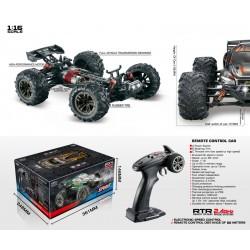 Absima 1:16 4WD High Speed Truggy RACER 2,4GHz Black/Orange