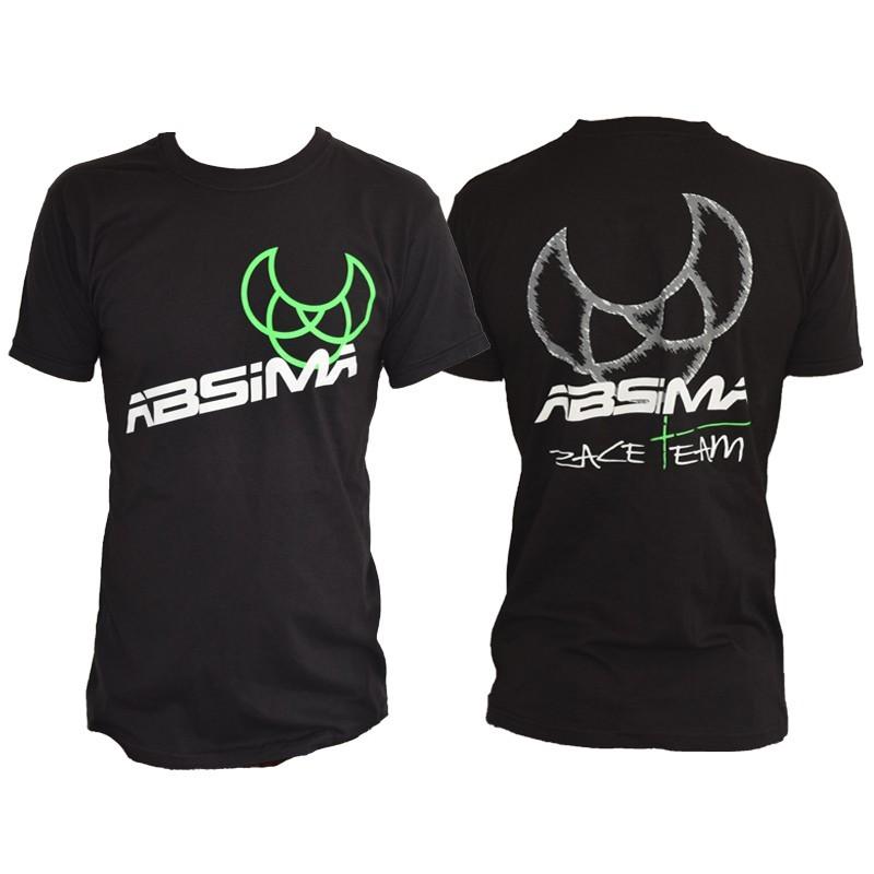 "Absima/TeamC T-shirt black ""XXL"""