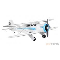 Beechcraft 1030mm PNP Vit*