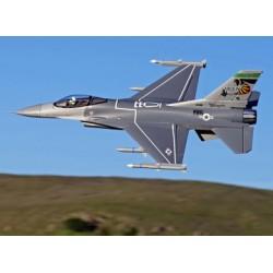 F-16C Fighting Falcon V2 70mm Fläkt PNP