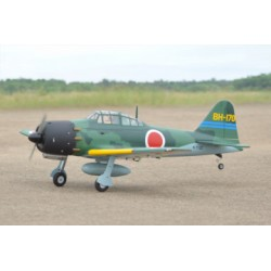 A6M Zero 1720mm .75-95/15cc GP/Bensin/EP ARF