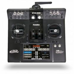 FX-36 Radio set med R7008SB, utan batteri & laddare
