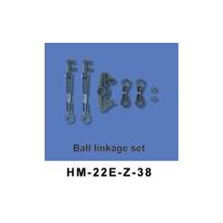 Ball Linkage set 6ch helikopter