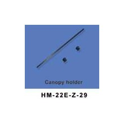 Canopy holder 6ch helikopter