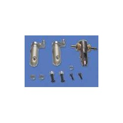 Alumiunium rotor head set - Z400