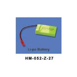 Dragonfly no52 Li-po battery