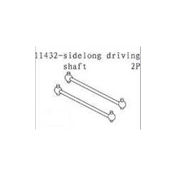 Smartech 1:10 WS/ST Drivaxel, OBS 1st