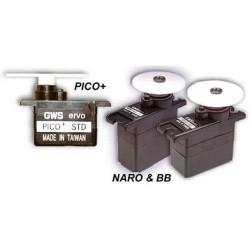 GWS Servo Pico F BB
