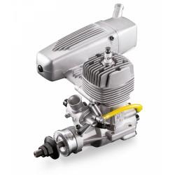 GT15 15cc 2-Takts Bensinmotor med Ljuddämpare