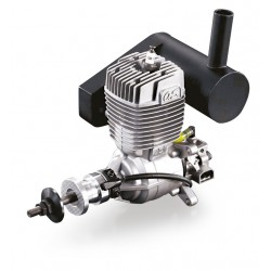 GT33 30cc 2-Takts Bensinmotor med Ljuddämpare