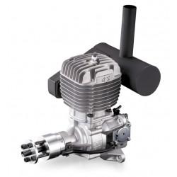 GT60 60cc 2-Takts Bensinmotor med Ljuddämpare