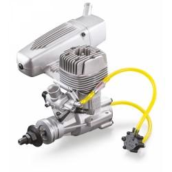 GGT15 15cc 2-Takts Glöddriven Bensinmotor med Ljuddämpare