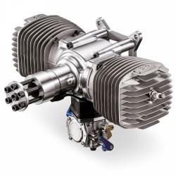 GT120T 120cc Twin 2-Takts Bensinmotor