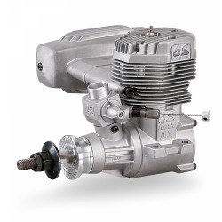 MAX-120AX Ring 20cc 2-Takts Motor med Ljuddämpare
