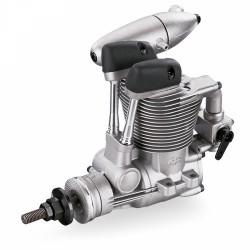 FS-62V 10.11cc 4-Takts Motor med Ljuddämpare