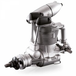 FS-95V 15.59cc 4-Takts Motor med Ljuddämpare