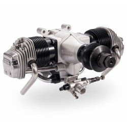 FT-160 (Gemini 160) 26.52cc 4-Takts Twin Motor