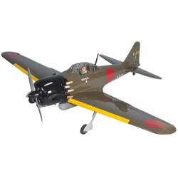 A6M2 Zero 75-91 ARF med Infällbara Landställ
