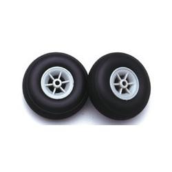 """Flygplanshjul 3 1/2"""" (90mm)"""