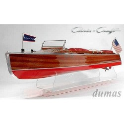 1930 Chris-Craft Runabout 914mm Träbyggsats