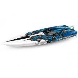 Spartan BL TQi TSM - Utan Batteri & Laddare Blå-X