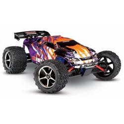 E-Revo 1/16 VXL 4WD RTR TQi TSM Lila - Med Batt/Laddare
