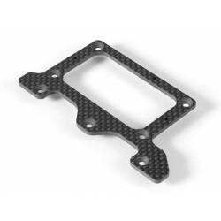 Bakvagnsplatta 2.5mm Graphite X10'18