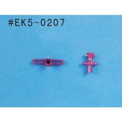 E-Sky Lama Center holder set (lower) Alu