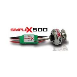 RCS Simplex 500 BLM / ESC combo