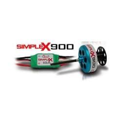 RCS Simplex 900 BLM / ESC combo