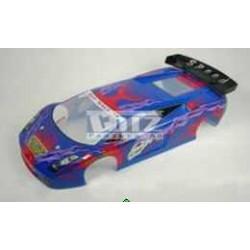 HBX Kaross blå 1:10 Streetracer