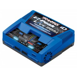 EZ-Peak Live Dual 26A NiMH/LiPo Laddare Auto iD