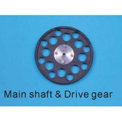 E-Sky Honey Bee 04 Main shaft drive gear set