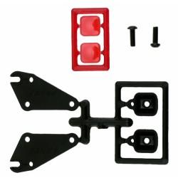 Bakljus Set (LED ingår ej) RPM Stötfångare Slash 2WD/4x4
