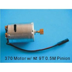 E-Sky Honey Bee CP2 main Motor 370# w/ 9T 0.5M Pinion