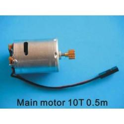 E-Sky Honey Bee 04 main motor 370# w/ 10T 0.5M Pinion