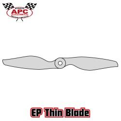 Propeller 12x8 El