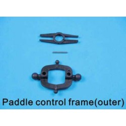 E-Sky Honey Bee 04 Paddle control frame (outer) 000192