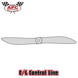 Propeller 12.25x3.75 Linflyg